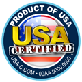 PRODUCT OF USA SEAL