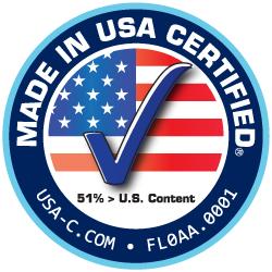 51% > U.S. Content