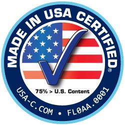 75% > U.S. Content